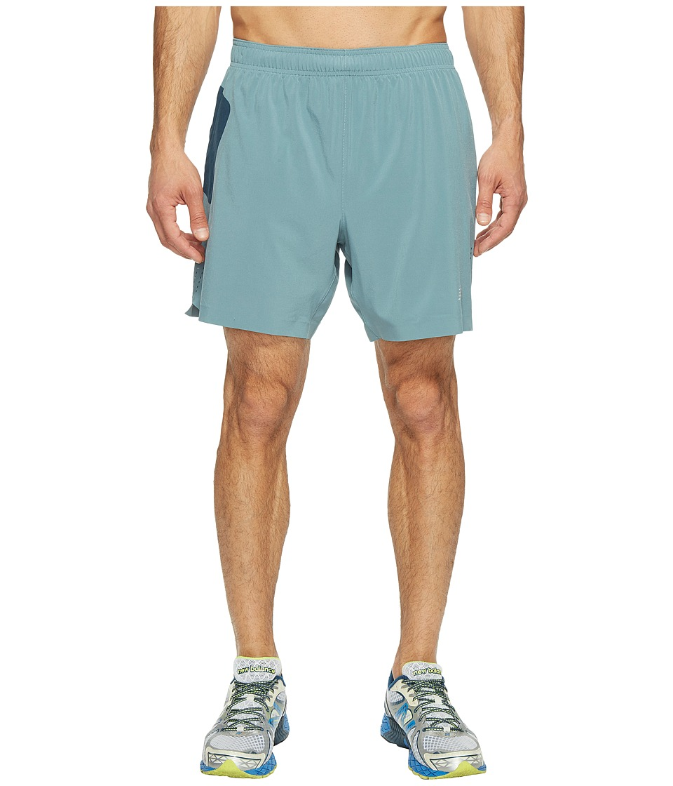 New Balance 7 Stretch Woven Short (Typhoon) Men