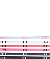Under Armour - UA Graphic Mini Headband 6-Pack