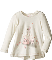 Pumpkin Patch Kids - Pleat Back Print Top (Infant/Toddler/Little Kids/Big Kids)
