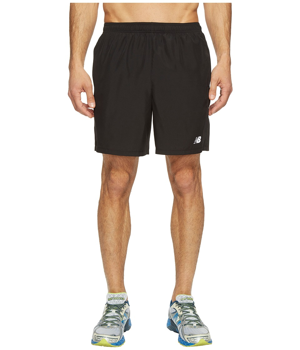 New Balance Accelerate 7 Shorts (Black) Men