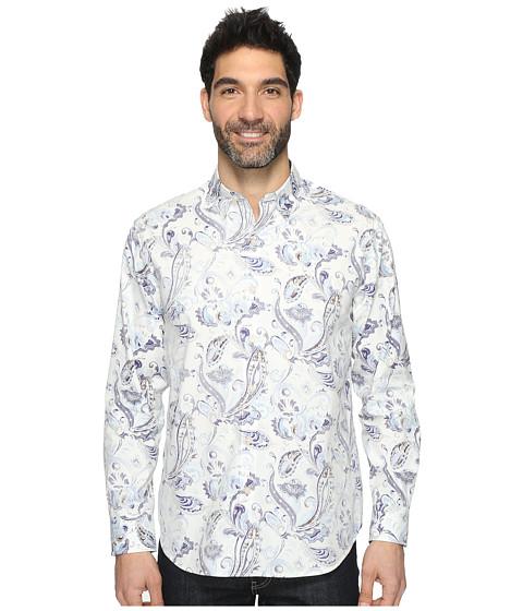 Tommy Bahama Paulo Paisley Long Sleeve Woven Shirt