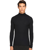 ATM Anthony Thomas Melillo - Long Sleeve Rib Turtleneck Sweater