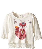Pumpkin Patch Kids - Lace Trim Top (Infant)
