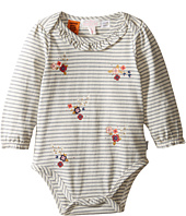 Pumpkin Patch Kids - Stripe Long Sleeve Bodysuit (Infant)