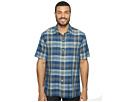 Tommy Bahama Paratay Plaid Short Sleeve Woven Shirt