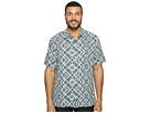 Tommy Bahama Dourados Diamonds Short Sleeve Woven Shirt