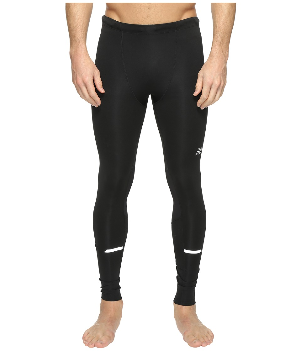 New Balance Impact Tights (Black) Men