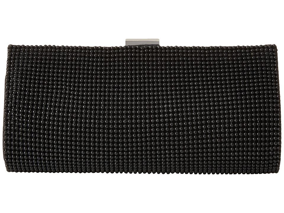 Nina - Kalyssa (Black Mesh) Handbags