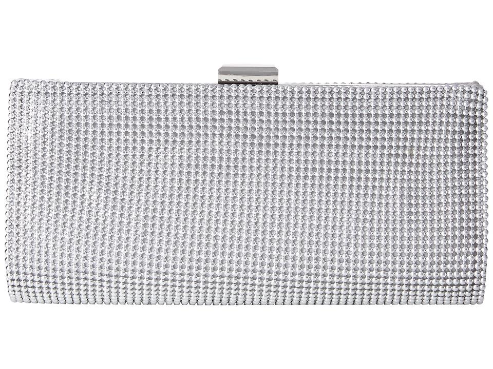 Nina - Kalyssa (Silver Mesh) Handbags