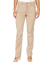 NYDJ Petite - Petite Marilyn Straight Jeans in Quicksand Chino Twill