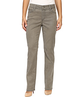NYDJ Petite - Petite Marilyn Straight Jeans in Tabbouleh Chino Twill