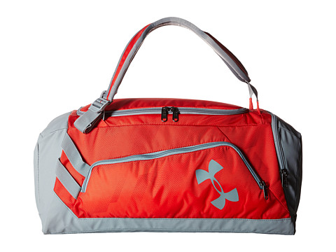 Under Armour UA Undeniable Backpack/Duffel Small - Pomegranate/Steel/Steel