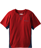 Columbia Kids - Silver Ridge™ Short Sleeve Tee (Little Kids/Big Kids)