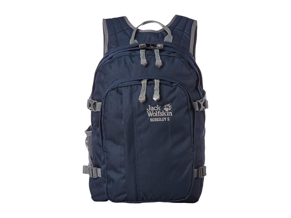 Jack Wolfskin - Berkeley S (Kids) (Night Blue) Backpack Bags