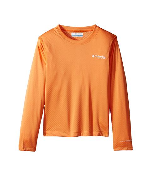 Columbia Kids PFG Zero Rules Long Sleeve Shirt (Little Kids/Big Kids)