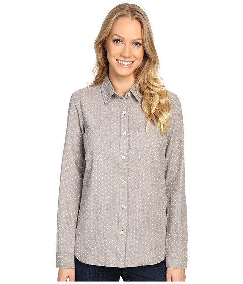 United By Blue Galway Dot Button Down
