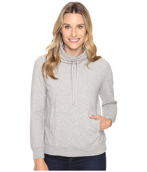 United By Blue Highly Cowl Neck Pullover - Grey