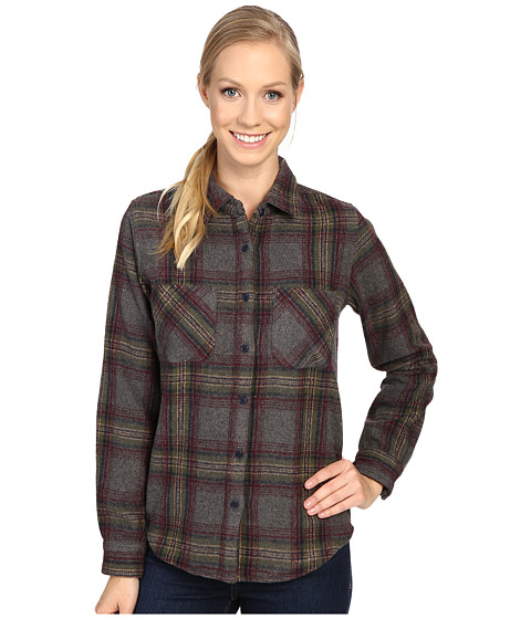 United By Blue Cayley Wool Plaid