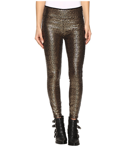 Amuse Society Gold Dust Pant - Black