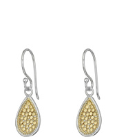 Anna Beck - Gold Mini Teardrop Earrings