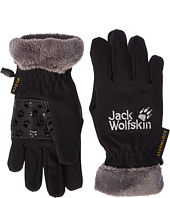 Jack Wolfskin - Softshell Highloft Gloves (Little Kids/Big Kids)