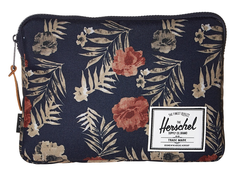 Herschel Supply Co. Anchor Sleeve for iPad Air (Peacoat Floria) Computer Bags