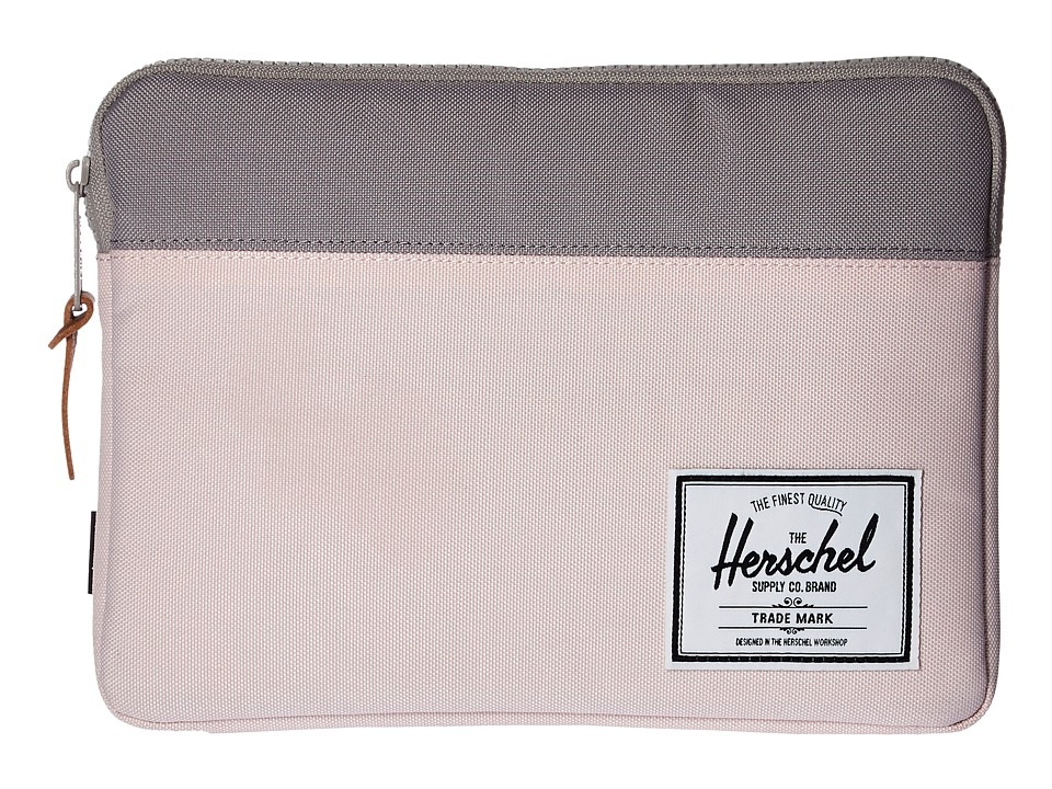 Herschel Supply Co. Anchor Sleeve for iPad Air (Cloud Pink/Ash) Computer Bags