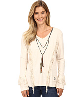 Double D Ranchwear - Lone Feather Top