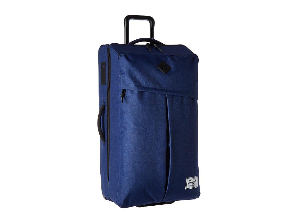 Herschel Supply Co. Parcel XL (Eclipse Crosshatch 1) Luggage
