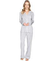 DKNY - Long Sleeve Top & Pants PJ Set