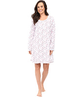 Eileen West - Long Sleeve Short Sleepshirt