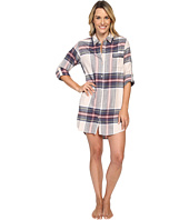 DKNY - Short Sleepshirt Long Sleeve