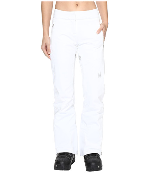 Spyder The Traveler Tailored Fit Pant - White 1
