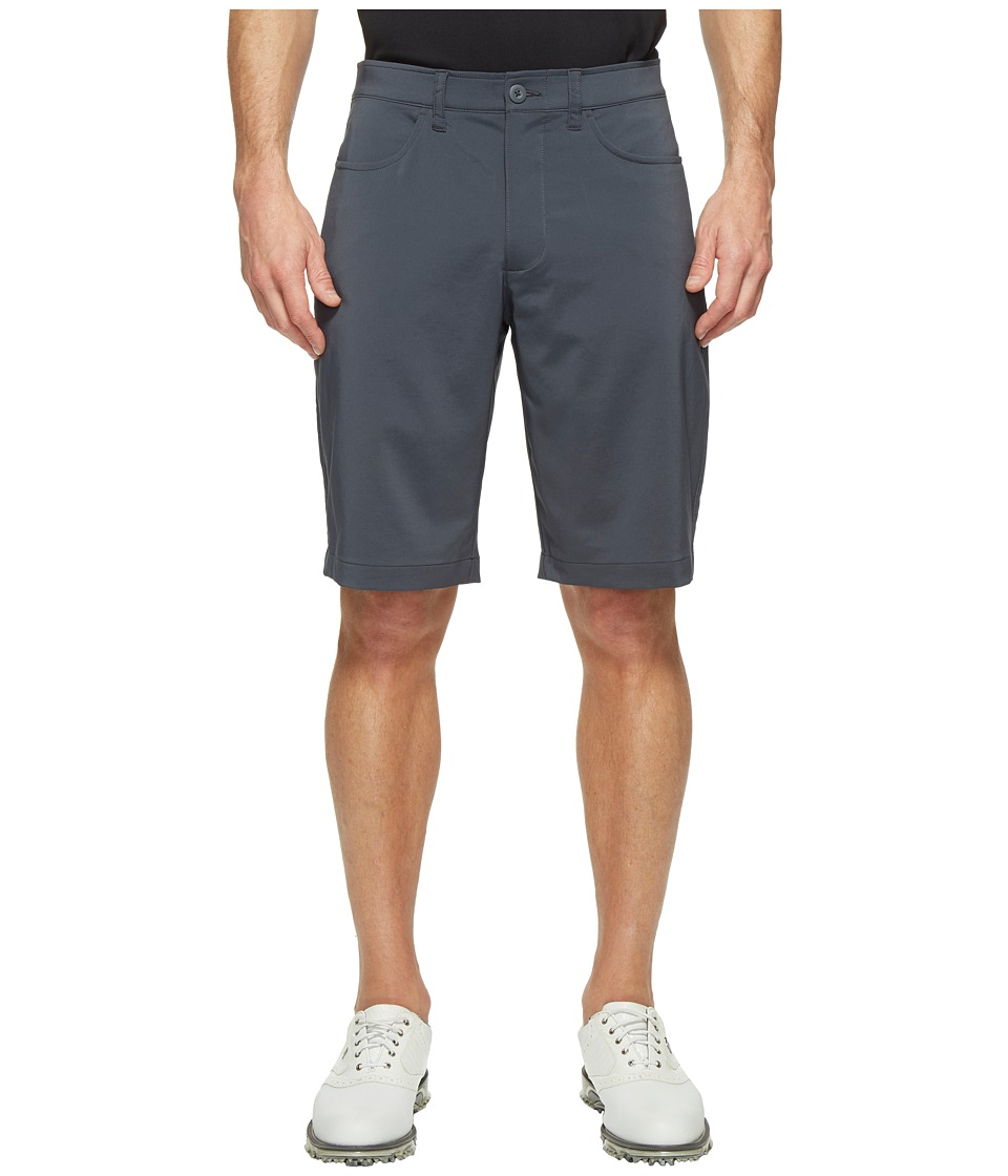 Under Armour Golf - UA Tech Shorts (Stealth Gray/Stealth Gray) Mens Shorts