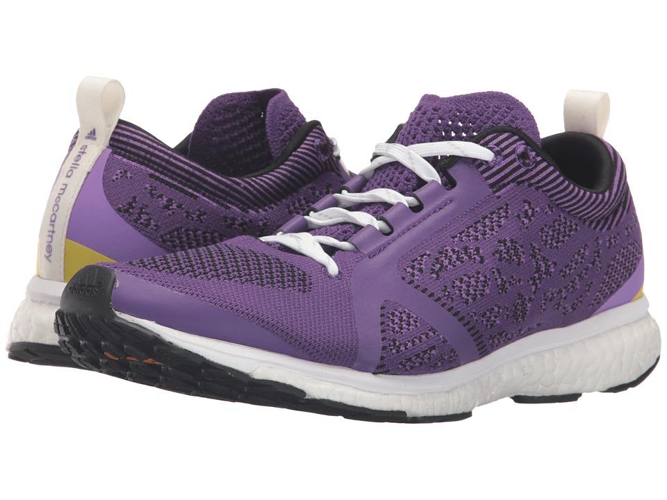 Image of adidas by Stella McCartney - Adizero Adios (Power Purple S12/Deep Lilac/SMC/Flash F04) Women's Running Shoes