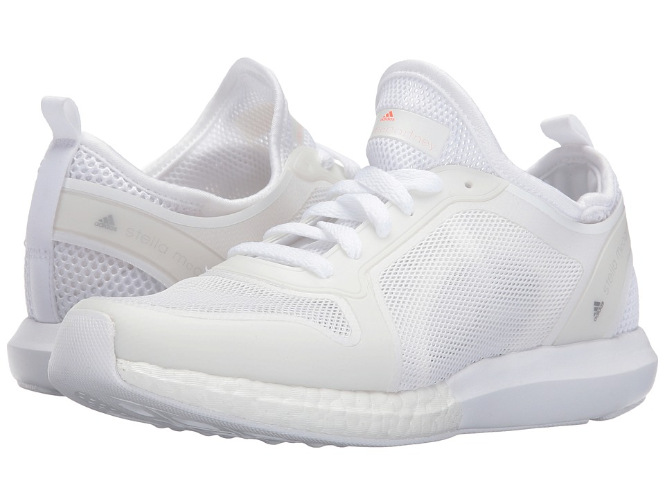 Image of adidas by Stella McCartney - CC Sonic (White/White/Light Solid Grey) Women's Shoes