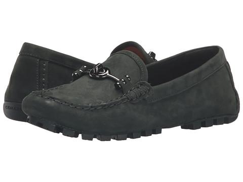 Coach driving shoe