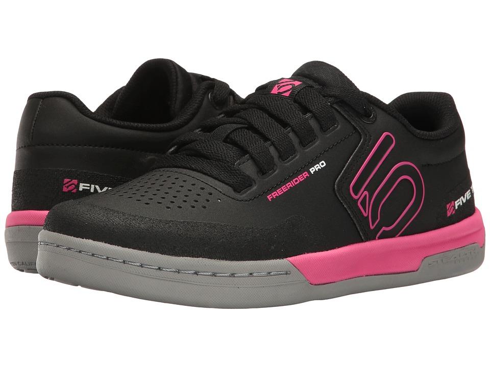 Five Ten Freerider Pro (Black/Pink) Women's Shoes