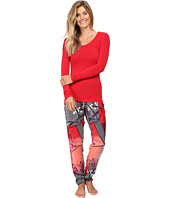 Josie - Sparkle Fest Long Sleeve PJ
