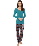 Josie - Solstice Long Sleeve PJ Set
