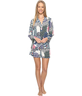 Josie - Spring Fever Shorty Notch PJ
