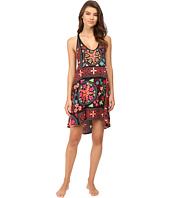 Josie - Quilted Mojave Apron Chemise