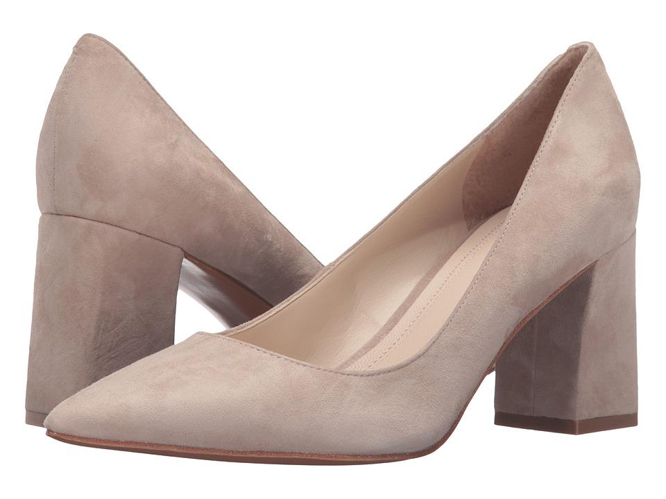 Marc Fisher LTD - Zala Pump (Medium Natural Suede) Womens Shoes