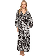 N by Natori - Linked Challis Caftan