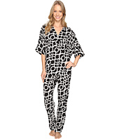 N by Natori - Linked Challis PJ Set