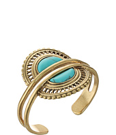 Lucky Brand - Turquoise Double Cuff Bracelet