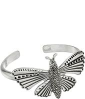 Lucky Brand - Pave Butterfly Cuff Bracelet