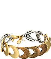 Lucky Brand - Tri-Tone Link Bracelet