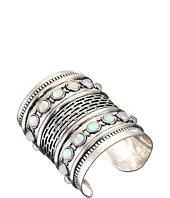Lucky Brand - Moon Stone Tribal Cuff Bracelet