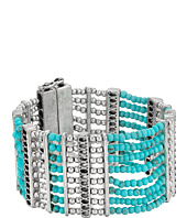 Lucky Brand - Turquoise Lucky Layer Bracelet